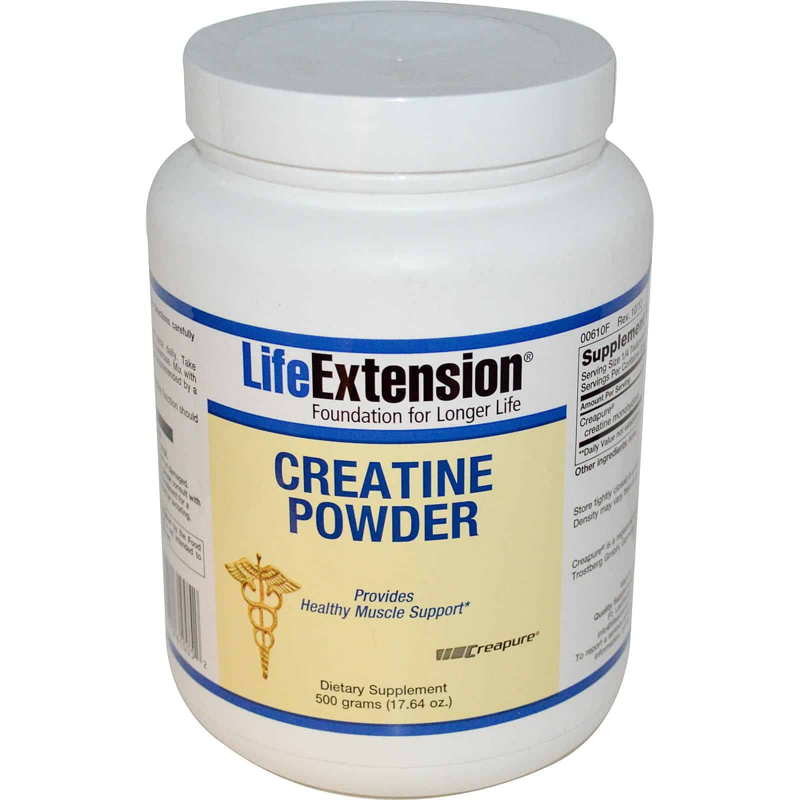 Creatine Supplementation in Athletes: Review