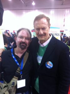 Bob Kennedy and yours truly at 2011 Arnold Classic
