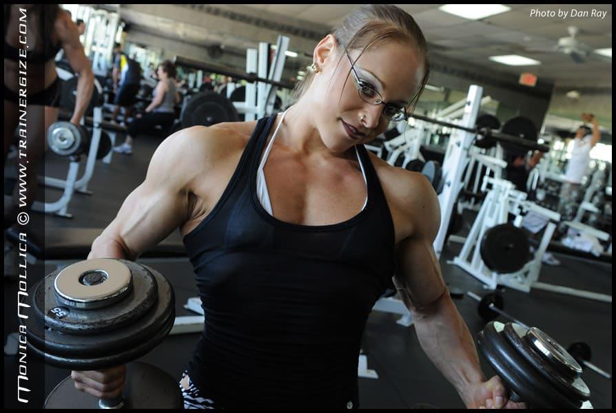 Monica Mollica - www.trainergize.com