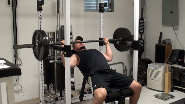 How Much Does A Bar Weight For Bench Press