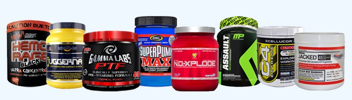 Pre Workout Supplement Warning