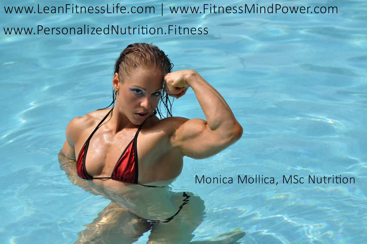 Lose weight but keep muscle diet photo 2